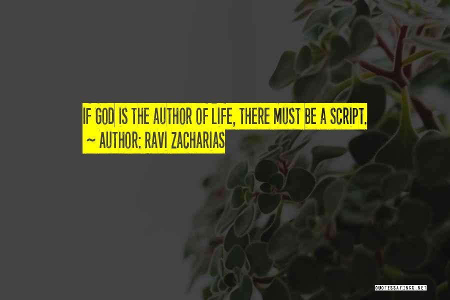 Ravi Zacharias Quotes 1173262