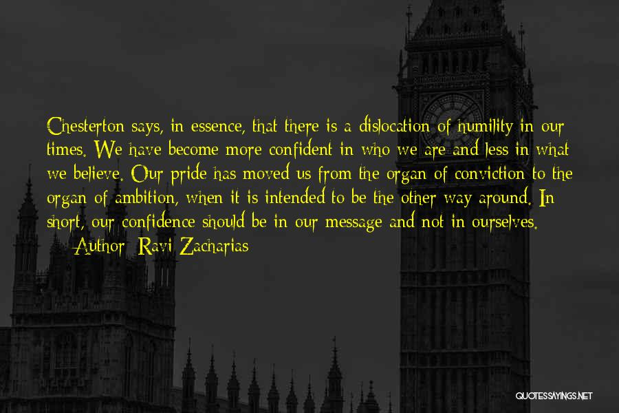Ravi Zacharias Quotes 1213024