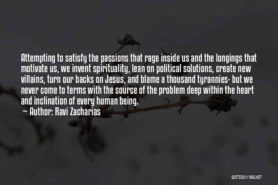 Ravi Zacharias Quotes 1350455