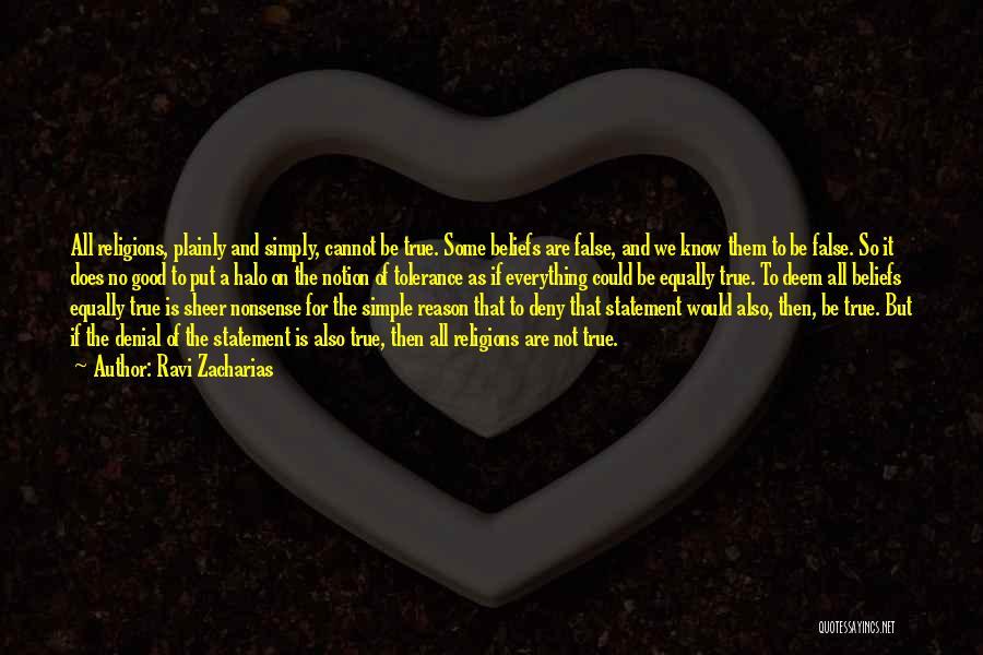 Ravi Zacharias Quotes 1378108