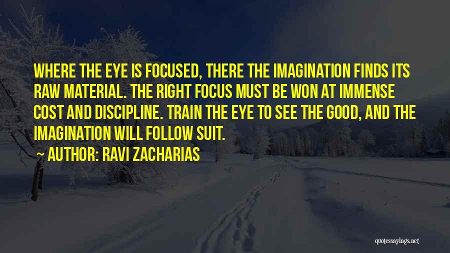Ravi Zacharias Quotes 1407146