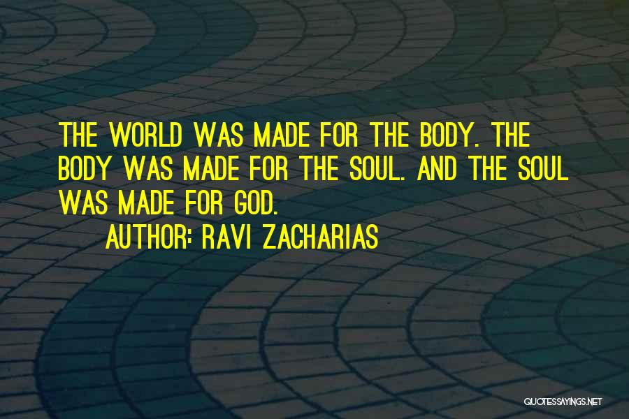 Ravi Zacharias Quotes 1449484