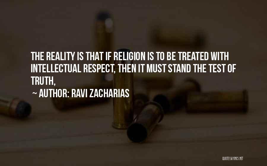 Ravi Zacharias Quotes 1541621