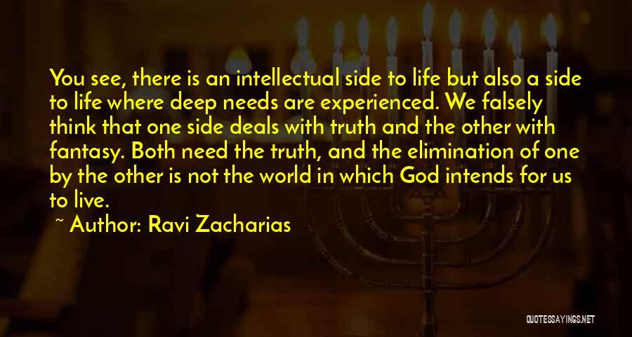 Ravi Zacharias Quotes 1622462