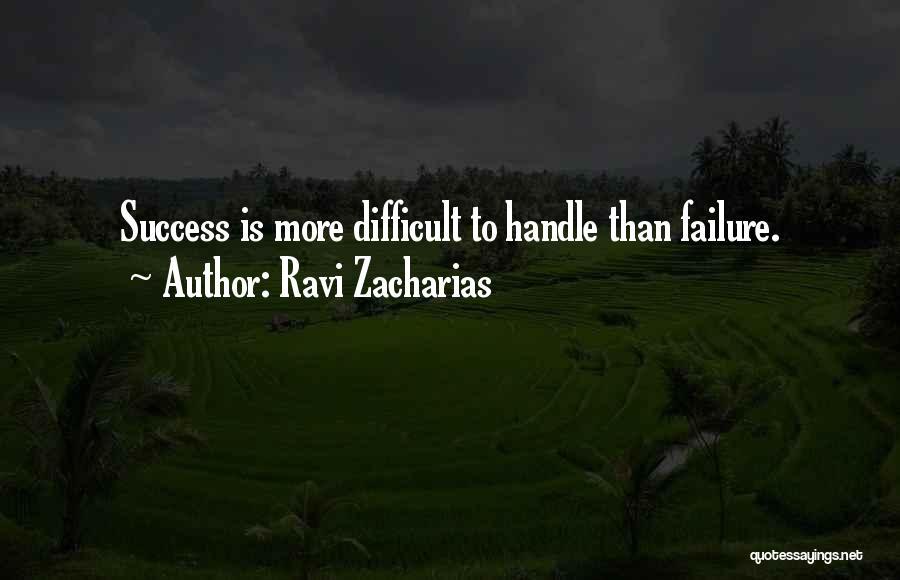 Ravi Zacharias Quotes 1642987