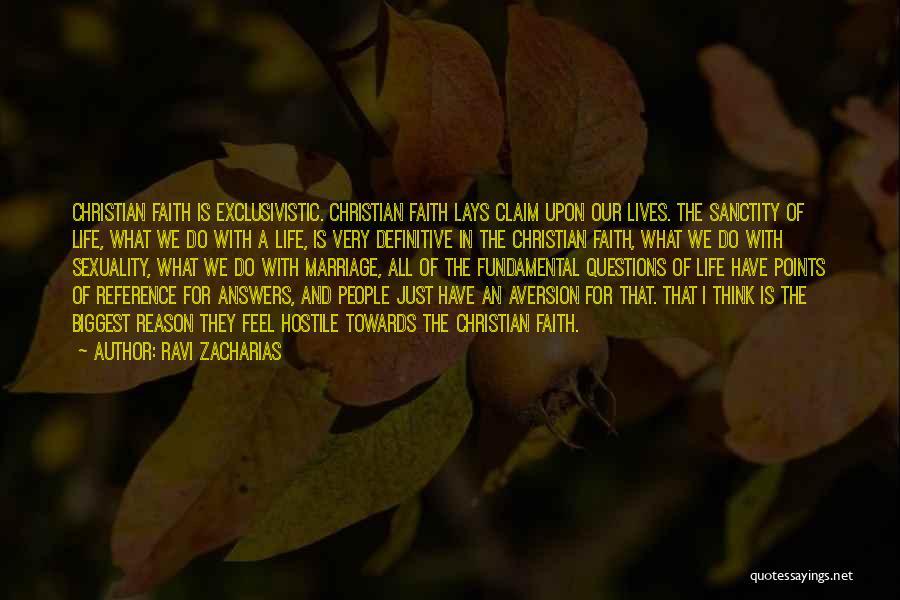 Ravi Zacharias Quotes 1682884
