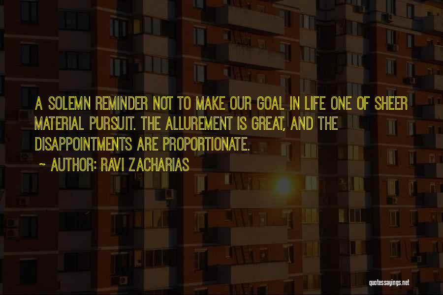 Ravi Zacharias Quotes 1827572