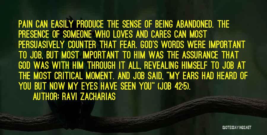 Ravi Zacharias Quotes 1834530