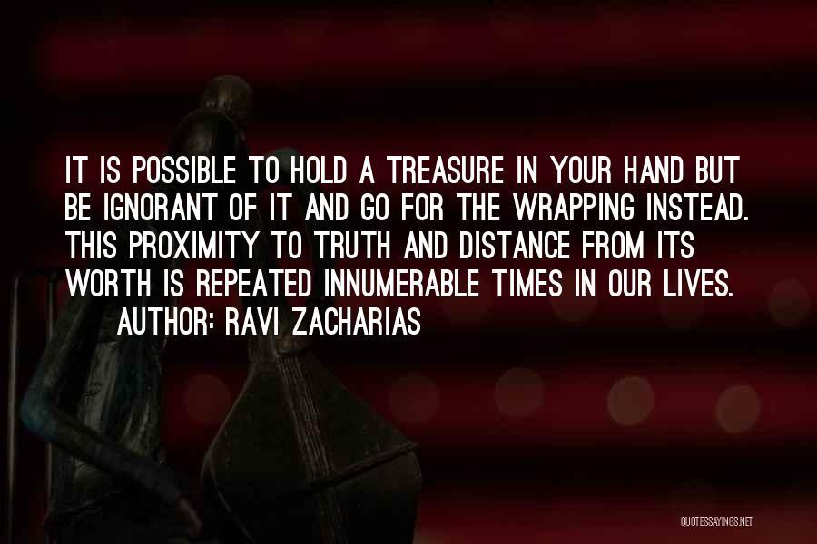 Ravi Zacharias Quotes 1933647