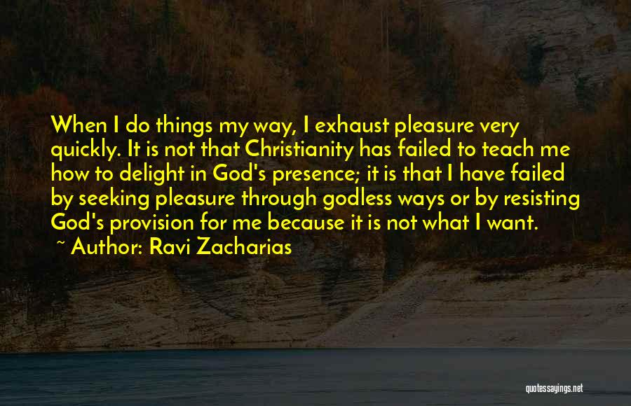 Ravi Zacharias Quotes 1954000
