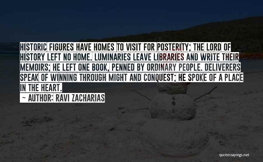 Ravi Zacharias Quotes 195615