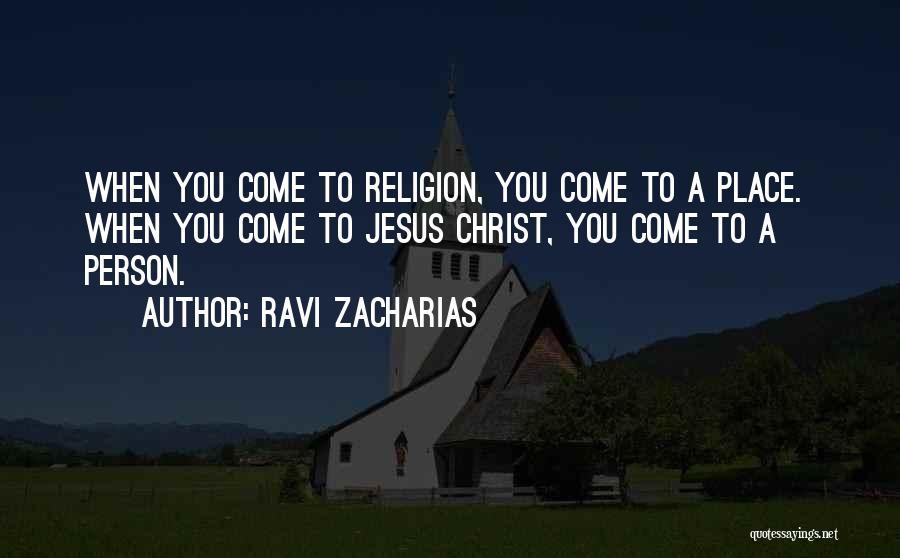 Ravi Zacharias Quotes 2118187