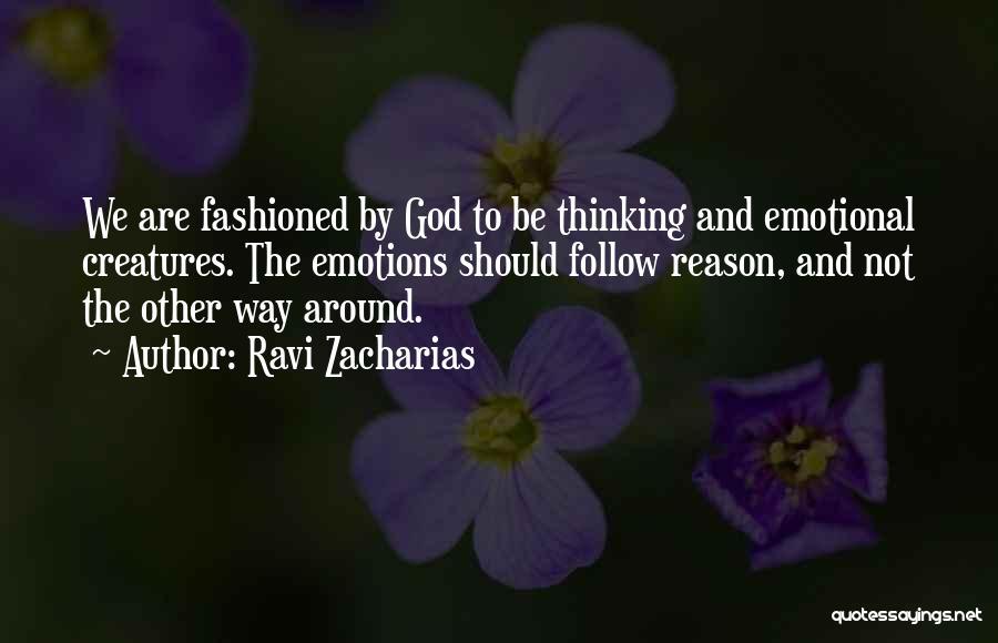 Ravi Zacharias Quotes 2129759