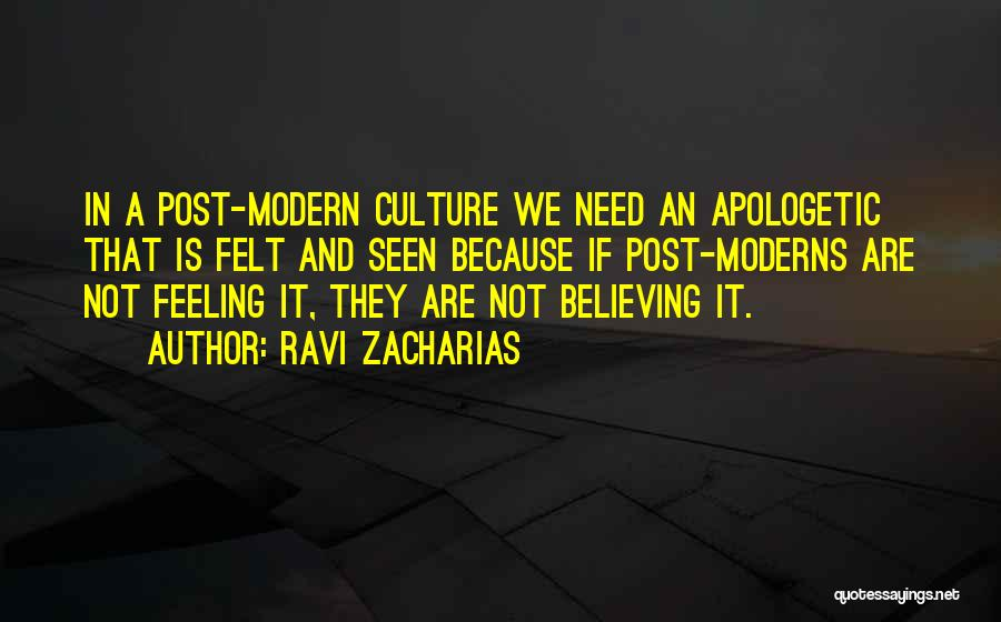 Ravi Zacharias Quotes 291398