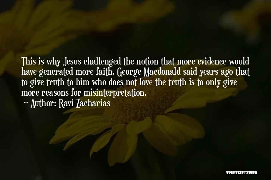 Ravi Zacharias Quotes 324467
