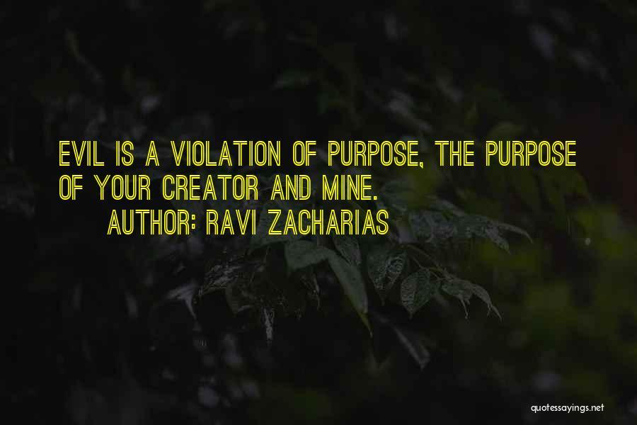 Ravi Zacharias Quotes 336942