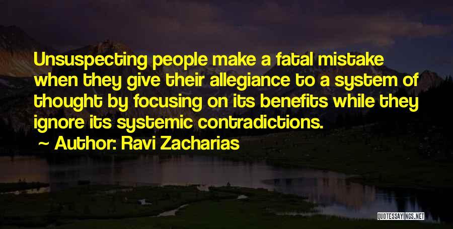 Ravi Zacharias Quotes 423974