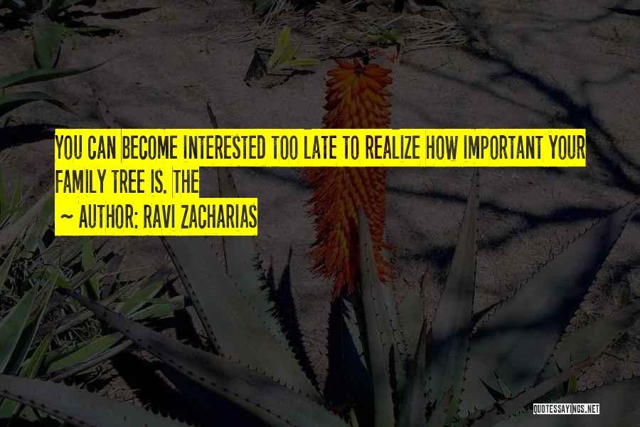 Ravi Zacharias Quotes 425846