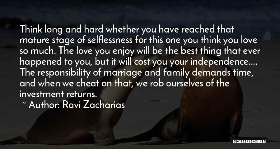 Ravi Zacharias Quotes 479049