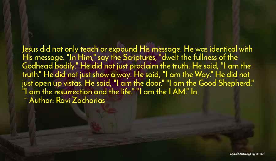 Ravi Zacharias Quotes 536980