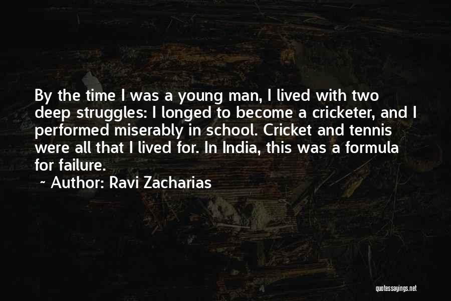 Ravi Zacharias Quotes 554989