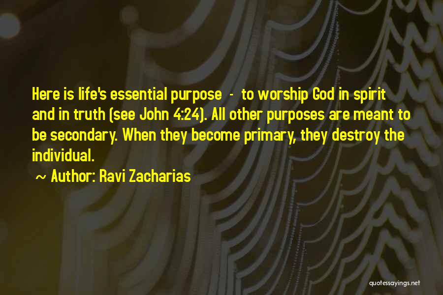 Ravi Zacharias Quotes 585714