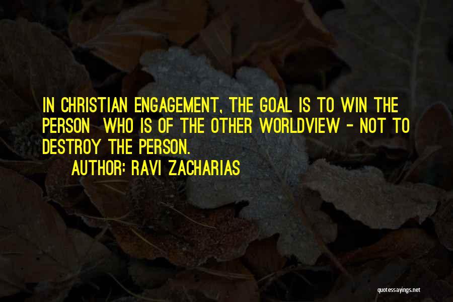 Ravi Zacharias Quotes 709324