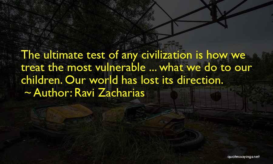 Ravi Zacharias Quotes 754212