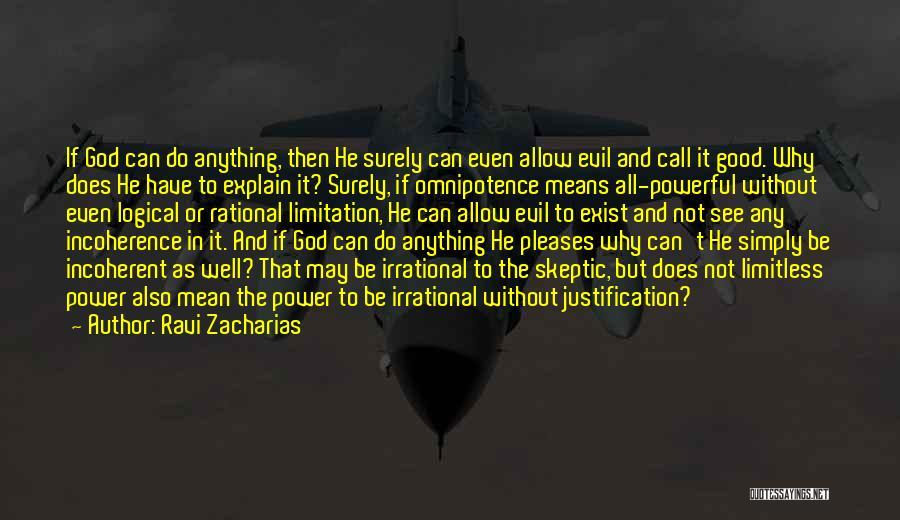 Ravi Zacharias Quotes 870044