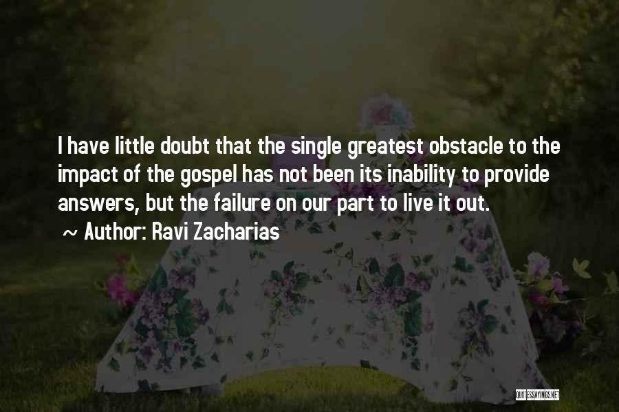 Ravi Zacharias Quotes 923623
