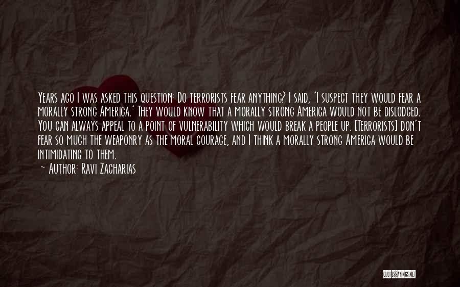 Ravi Zacharias Quotes 988197