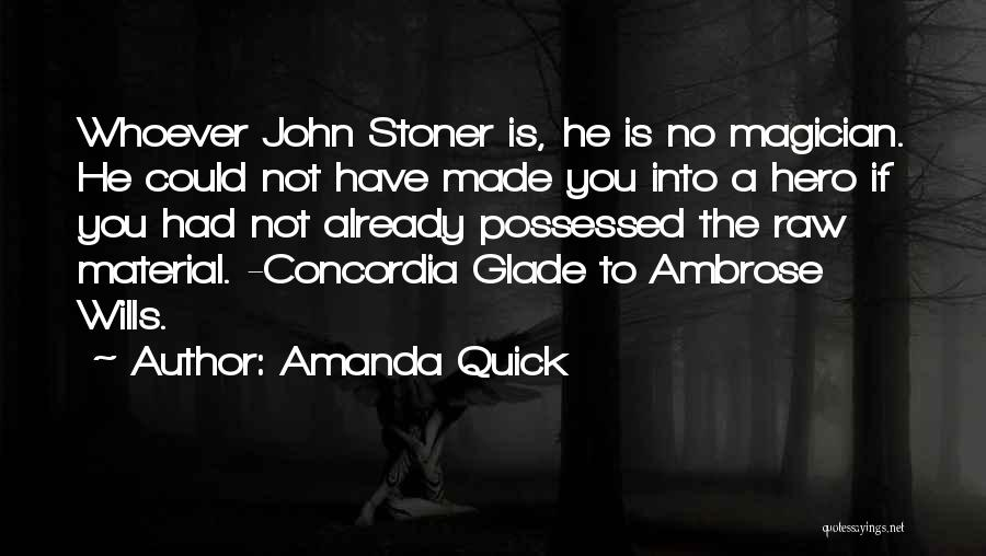 Raw Quotes By Amanda Quick