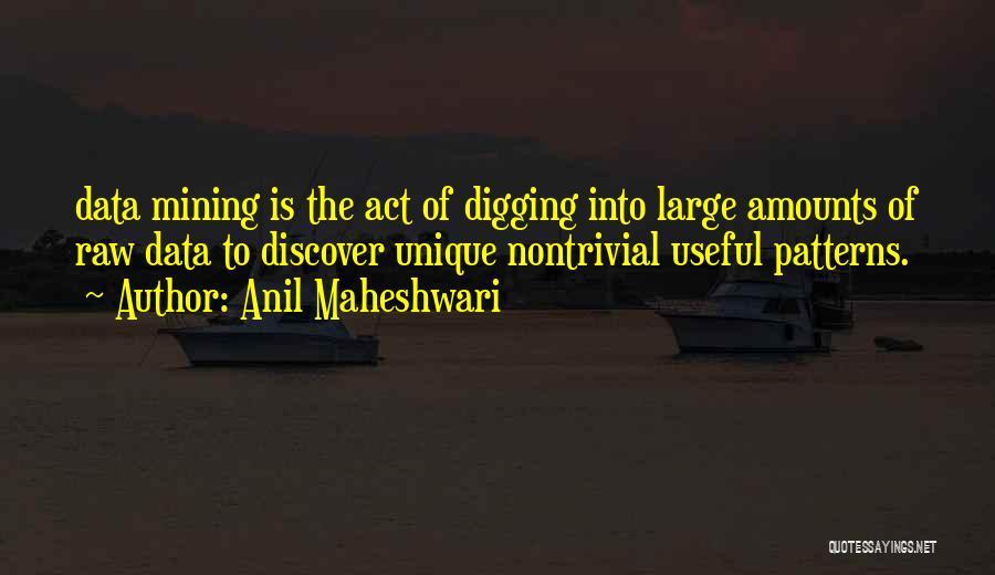 Raw Quotes By Anil Maheshwari