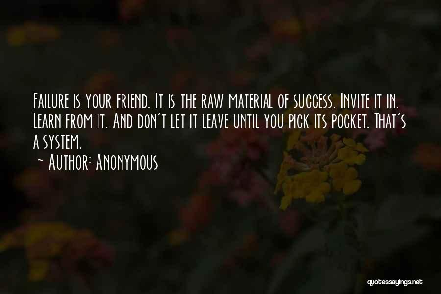 Raw Quotes By Anonymous