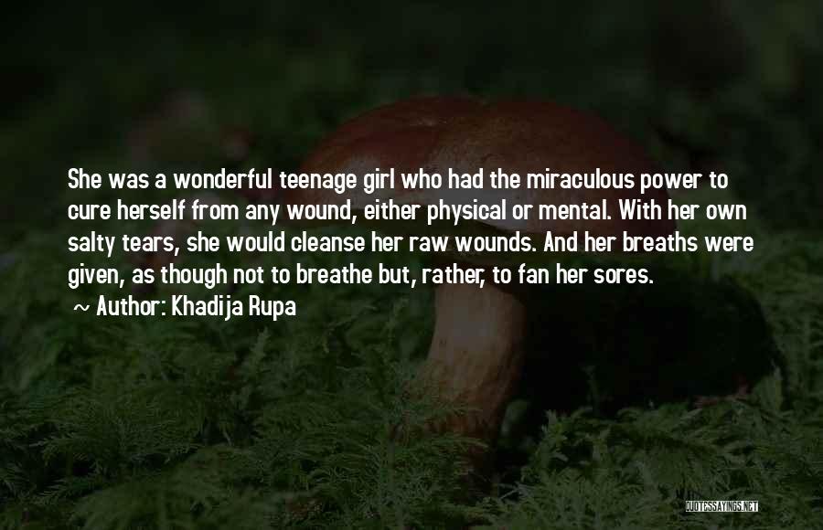Raw Quotes By Khadija Rupa