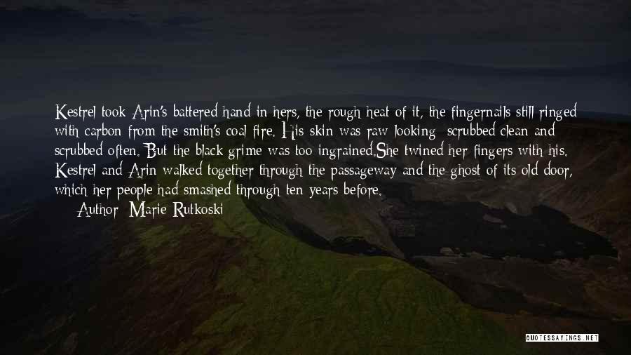 Raw Quotes By Marie Rutkoski