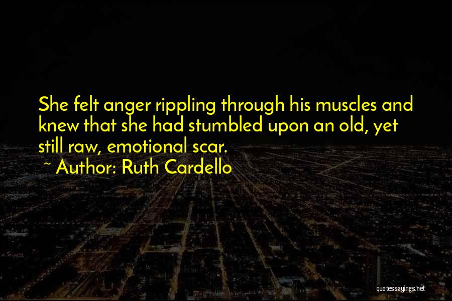 Raw Quotes By Ruth Cardello