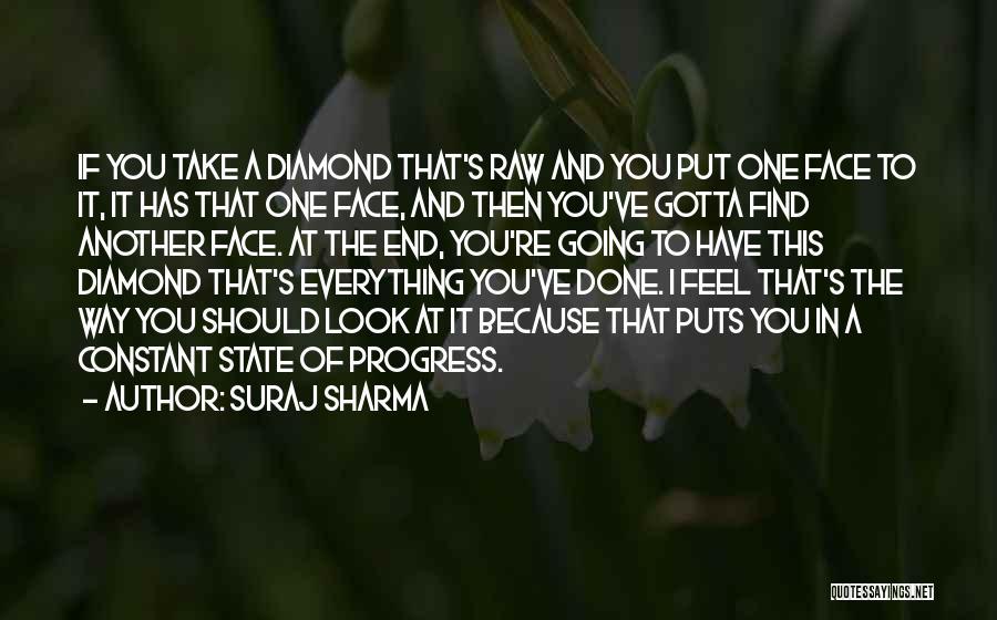 Raw Quotes By Suraj Sharma