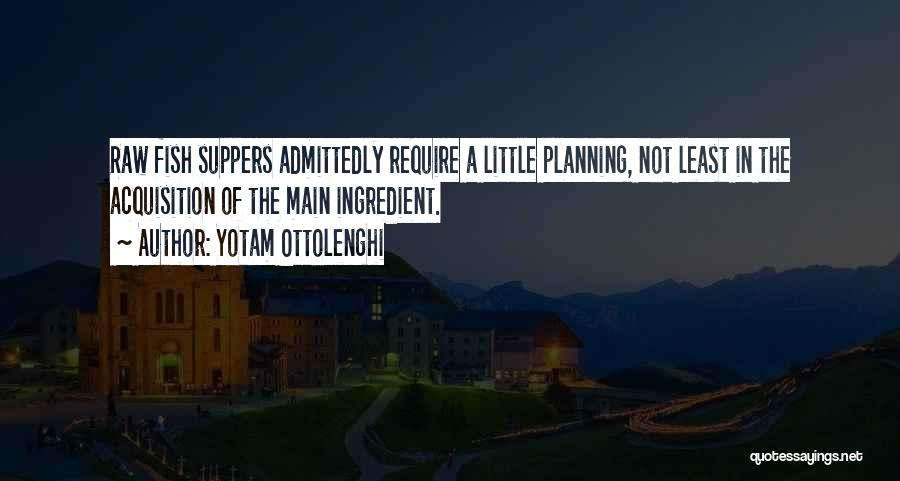 Raw Quotes By Yotam Ottolenghi