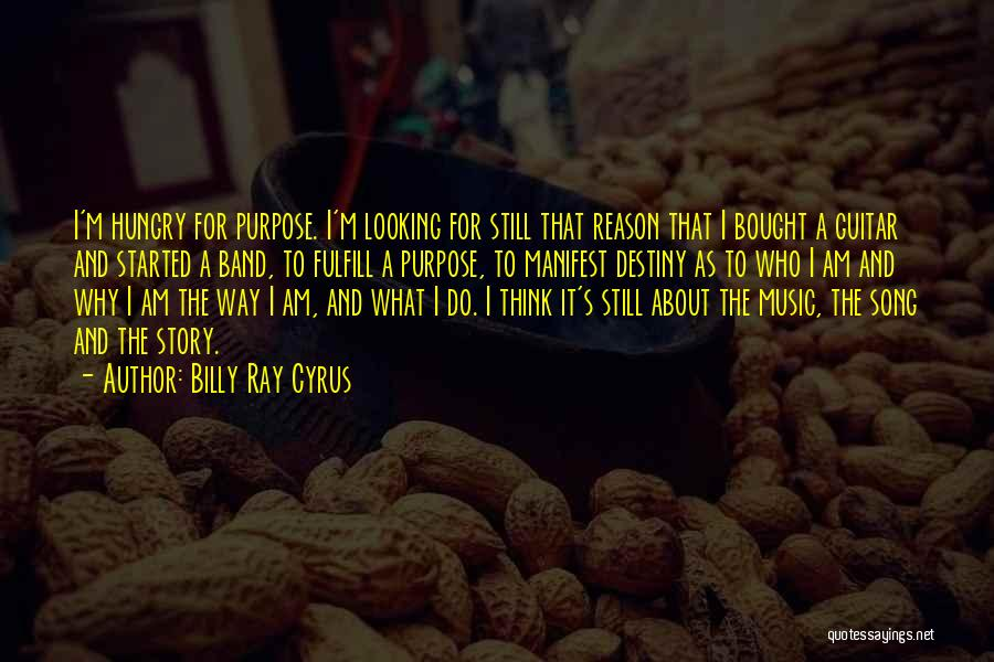 Ray Band Quotes By Billy Ray Cyrus