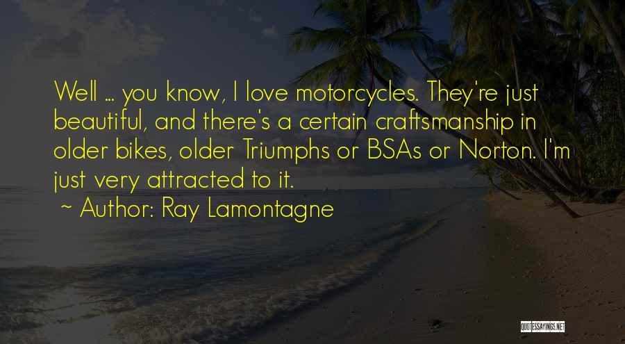 Ray Lamontagne Quotes 1401689