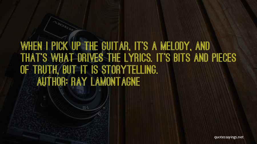 Ray Lamontagne Quotes 464859