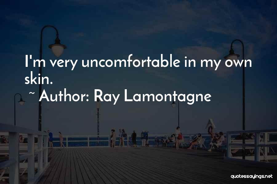 Ray Lamontagne Quotes 552552