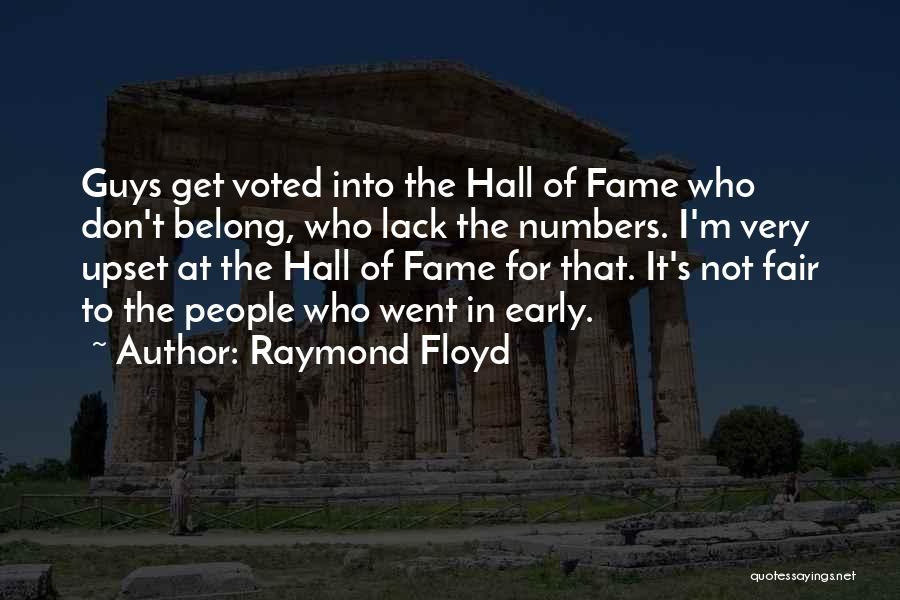 Raymond Floyd Quotes 1160286