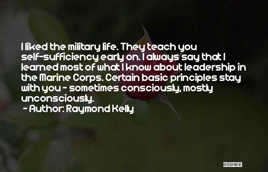 Raymond Kelly Quotes 1650321