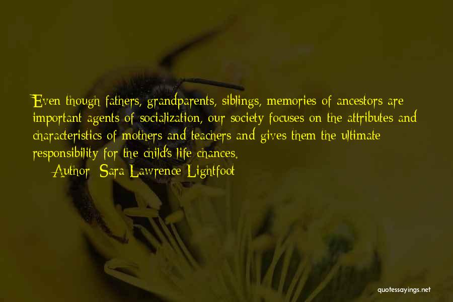 Rd Lawrence Quotes By Sara Lawrence-Lightfoot