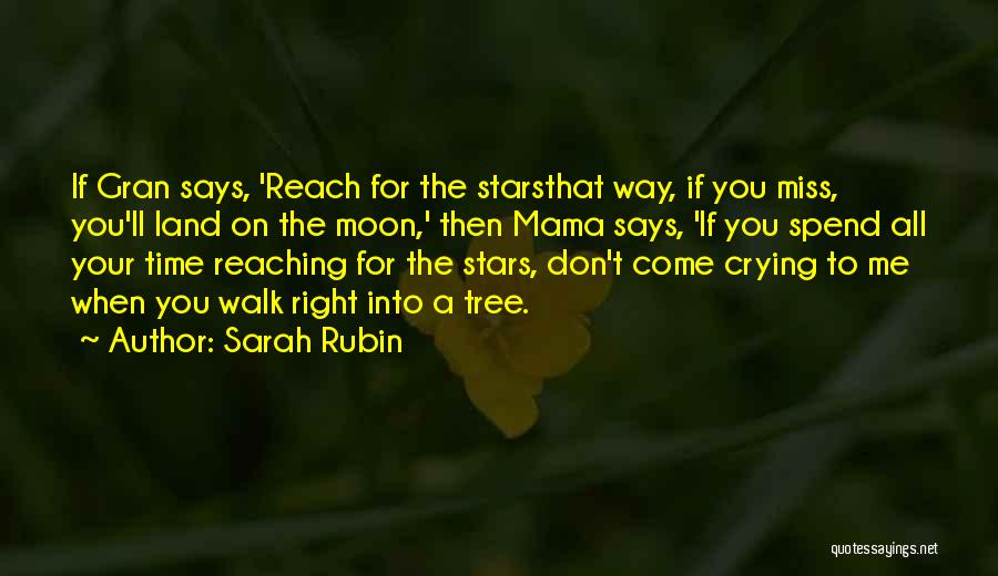 Reaching The Moon Quotes By Sarah Rubin