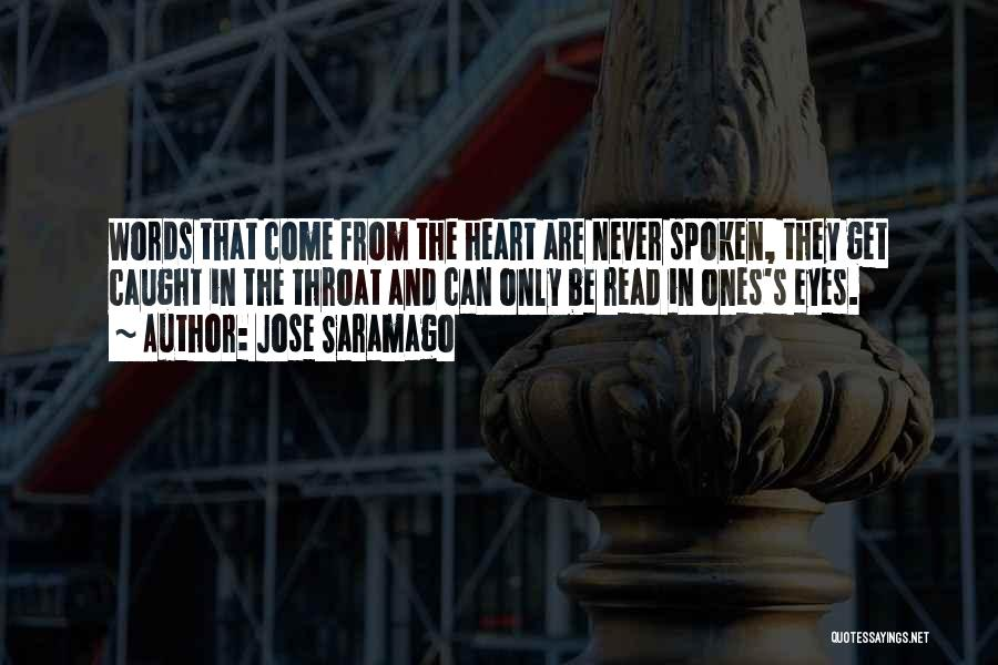 Read Eyes Quotes By Jose Saramago