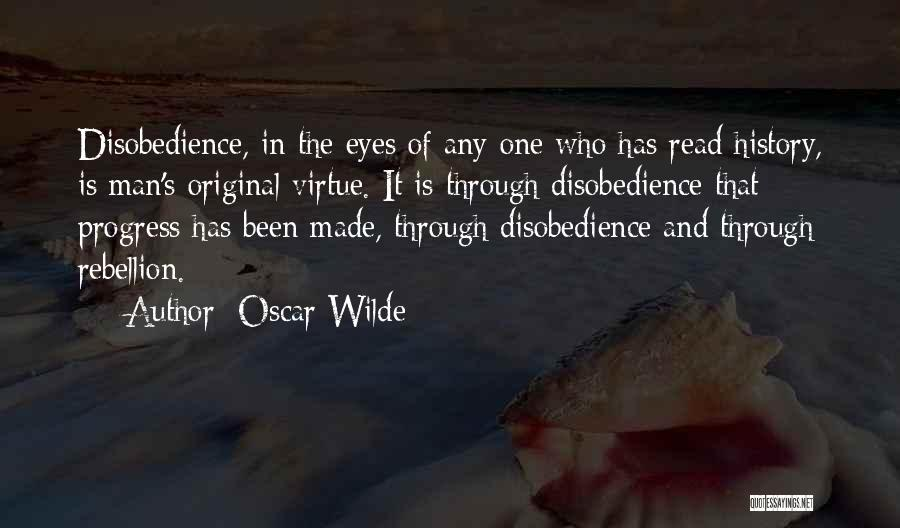 Read Eyes Quotes By Oscar Wilde