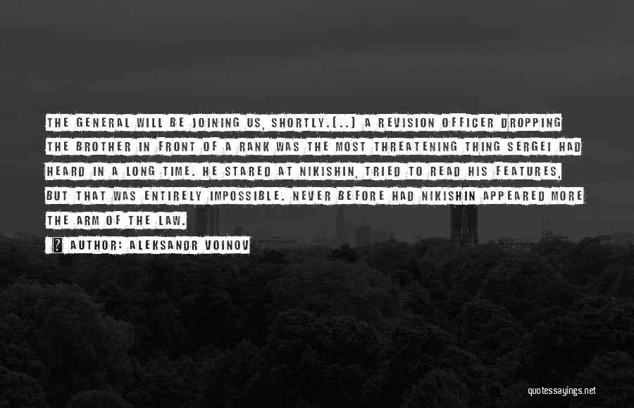 Read More Quotes By Aleksandr Voinov